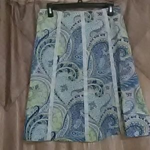 Wildlife New York skirt